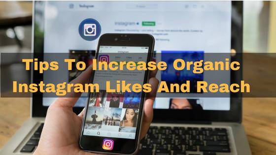 Increase Organic Instagram Likes
