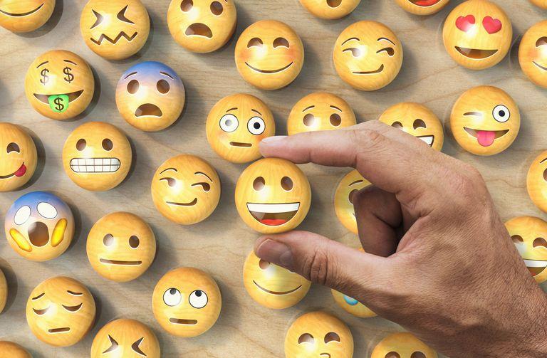 Use of emojis