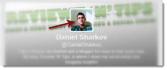 Improve profile photo