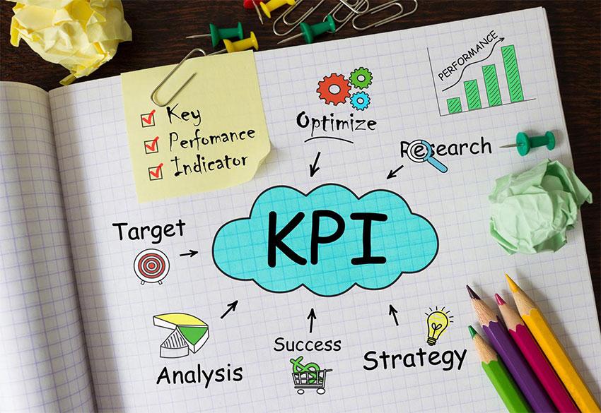 tracking of kpis