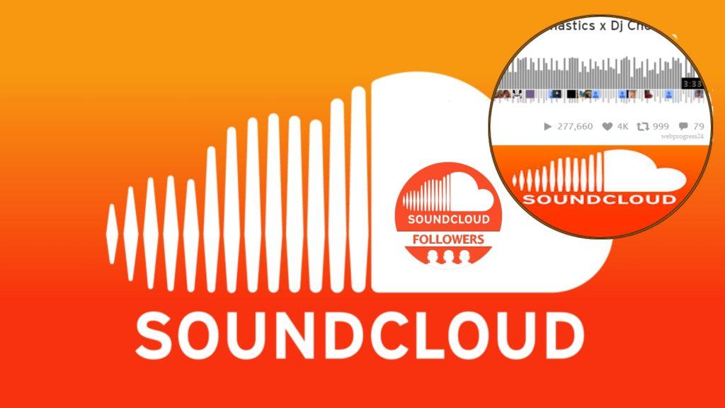 how many soundcloud users