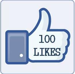 100 fb likes