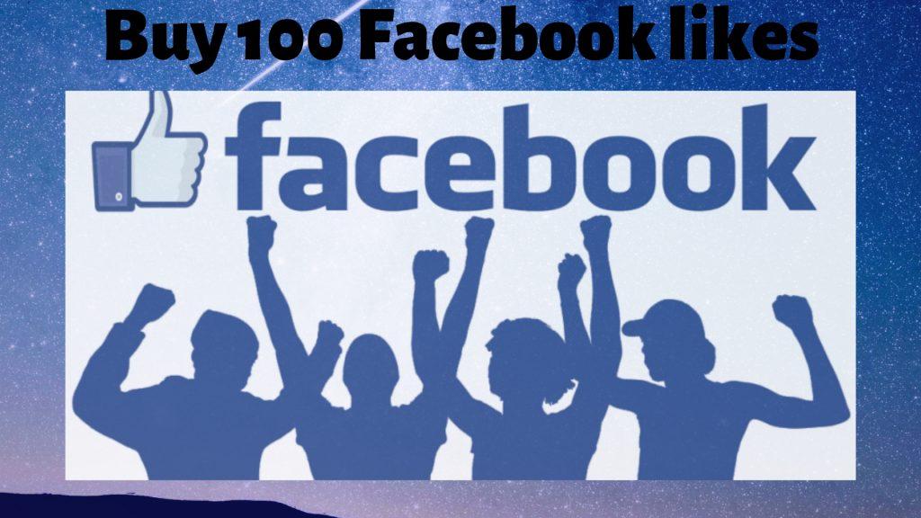 Buy 100 Facebook likes