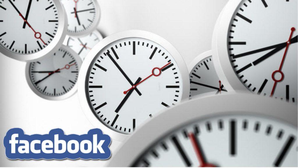 best time for posting on facebook