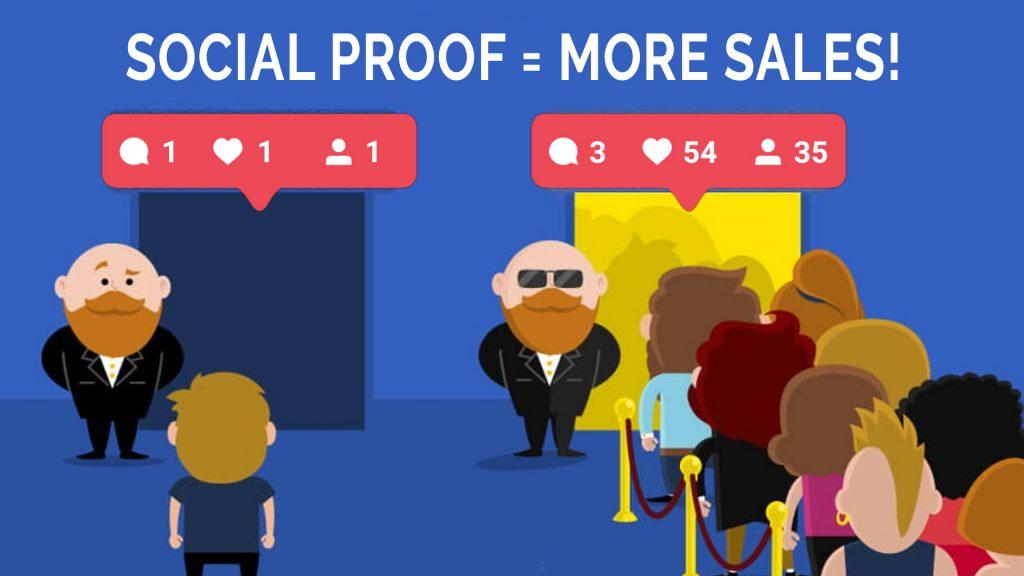 Improve Social Proof