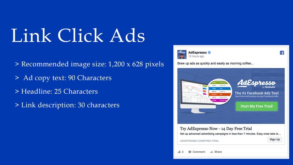 Link Click Ads