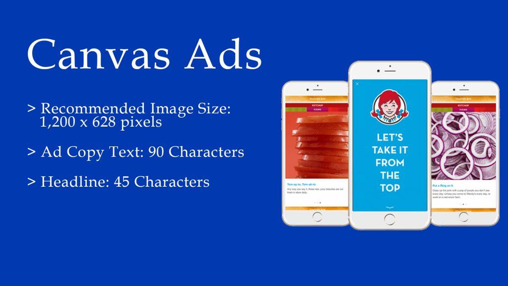 Canvas Ads